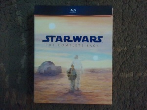 Star Wars: The Complete Saga on Blu-ray; HOLY CRAP, GREAT GOOGILY-MOOGILY, OMG-BBQ!!!!