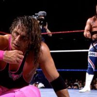 "WWF SummerSlam 1992: Bret ""The Hitman"" Hart vs. ""British Bulldog"" Davey Boy Smith"