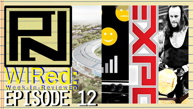 Apple UFO, GameStop EXPO, Kinect Hacks & Best World Champs – PractitioNERD WIRed #12