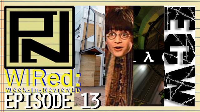Viva Retrofit, Invisibility Cloak, Black Mesa & ECW Kickstarter – PractitioNERD WIRed #13
