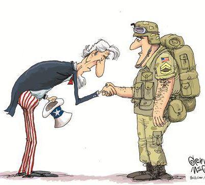 Happy Veteran's Day!!