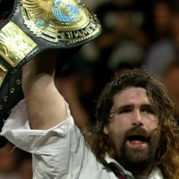 OF COURSE, WWE Legend Mick Foley Fought The Walking Dead's Negan At A Comic Con Last Weekend...