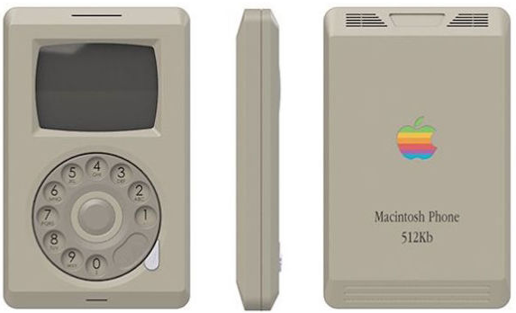 What Would an iPhone From 1985 Look Like?