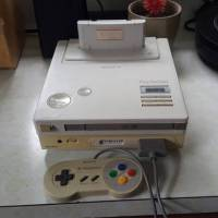 Here's A Rare Prototype of the Sony Super Nintendo CD