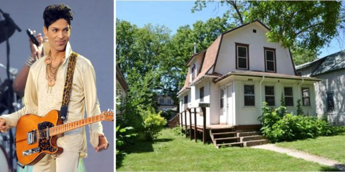 You Can Own the House from 'Purple Rain' for $110,000! BUY NOW!!!