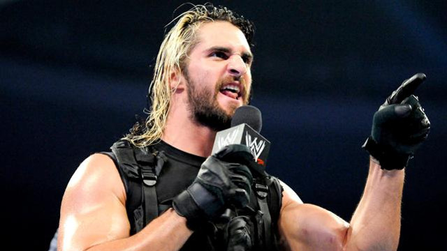 How WWE Champion Seth Rollins Helped The Golden State Warriors Win The NBA Finals