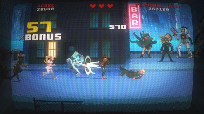 Don't Forget to Play 'Kung Fury' on PS4!