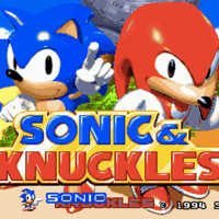 My First (& Favorite) Game Expansion: 'Sonic & Knuckles'