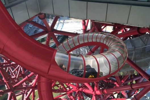 Behold the World's Tallest Slide, Coming Soon to London's ArcelorMittal Orbit Tower