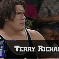Remember When Rhyno wrestled for WCW? Yeah, Me Neither...