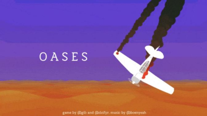 """Oases"" Pays Tribute To A Grandfather Lost In a Plane Crash"
