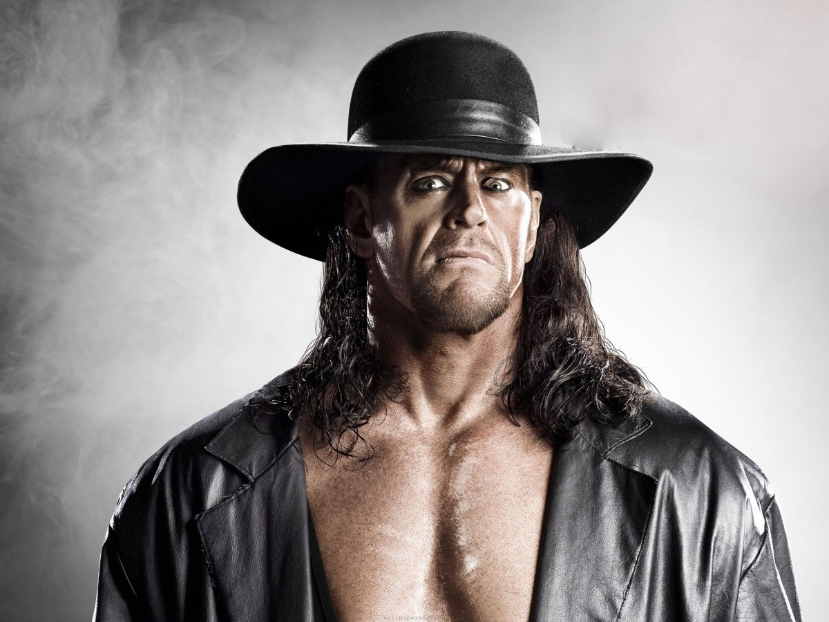 "Pastor Ed Young's ""Out Of Character"" Interview w/ The Undertaker. No Worries; Nothing Spontaneously Combusts..."