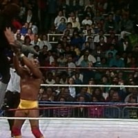 WWE Championship: The Undertaker vs. Hulk Hogan, This Tuesday in Texas (12/3/1991)