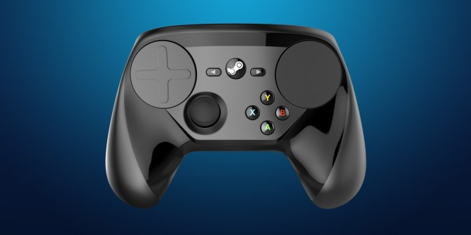 What's Another Way to Use the Steam Controller? Using Your Head…