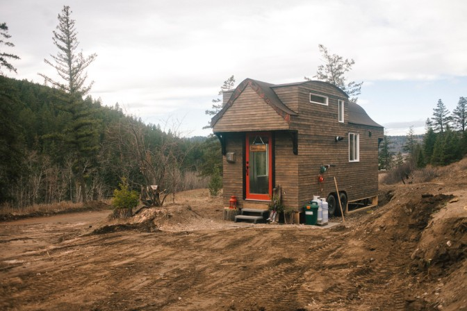 Check out this Awesome Canadian ESK'ET TINY HOUSE