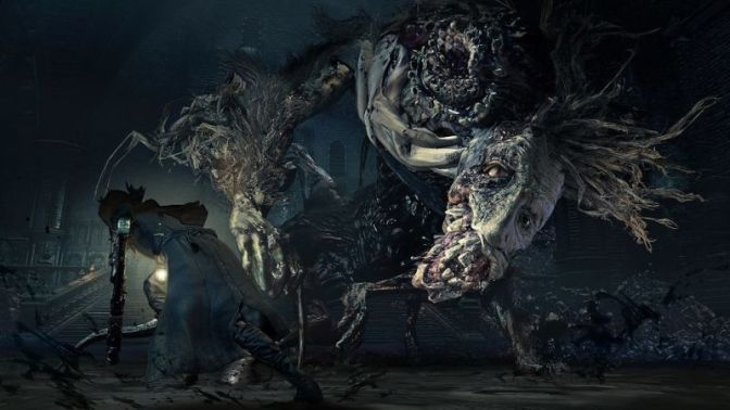 Bloodborne Player Defeats DLC's Hardest Boss with His Fists. Seriously…