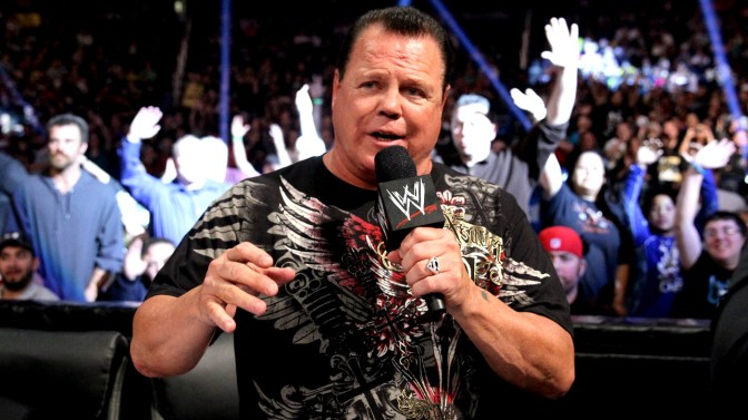 Remember When Jerry Lawler Recorded A Sexy Wrestling Slow Jam?