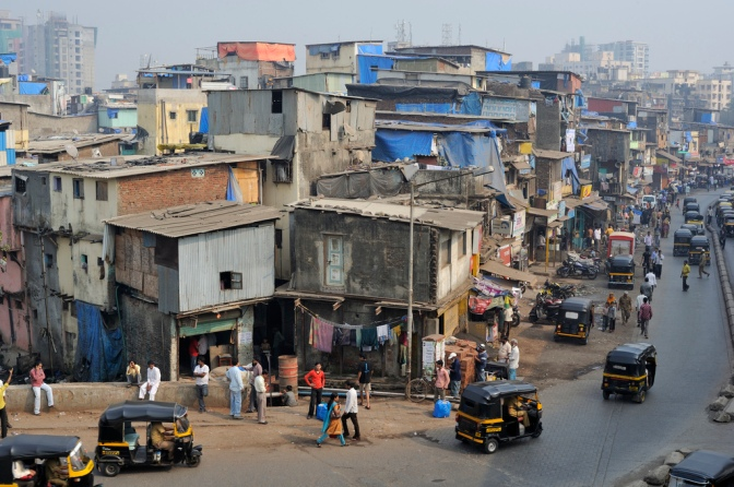 Dharavi. Image © Flickr CC User M M