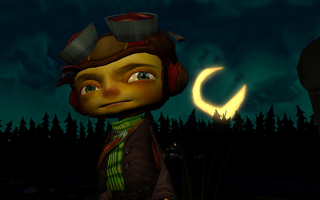 Double Fine's Classic 'Psychonauts' Comes to PS4 This Spring!
