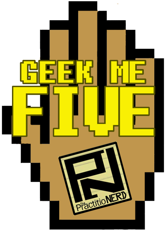 Deadpool – Geek Me Five #1