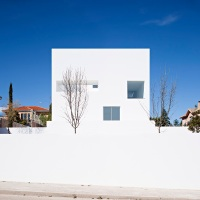 The Raumplan House by Alberto Campo Baeza