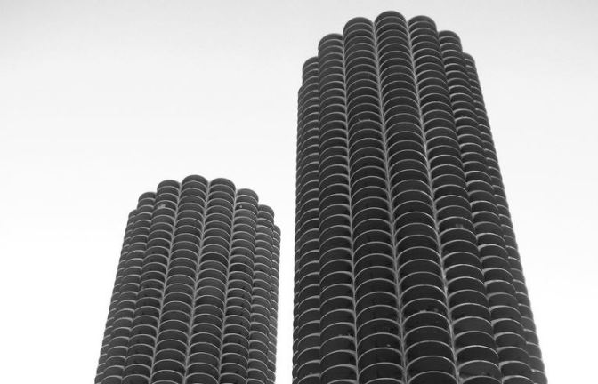 Chicago's Marina City Complex is NOW an Official City Landmark!