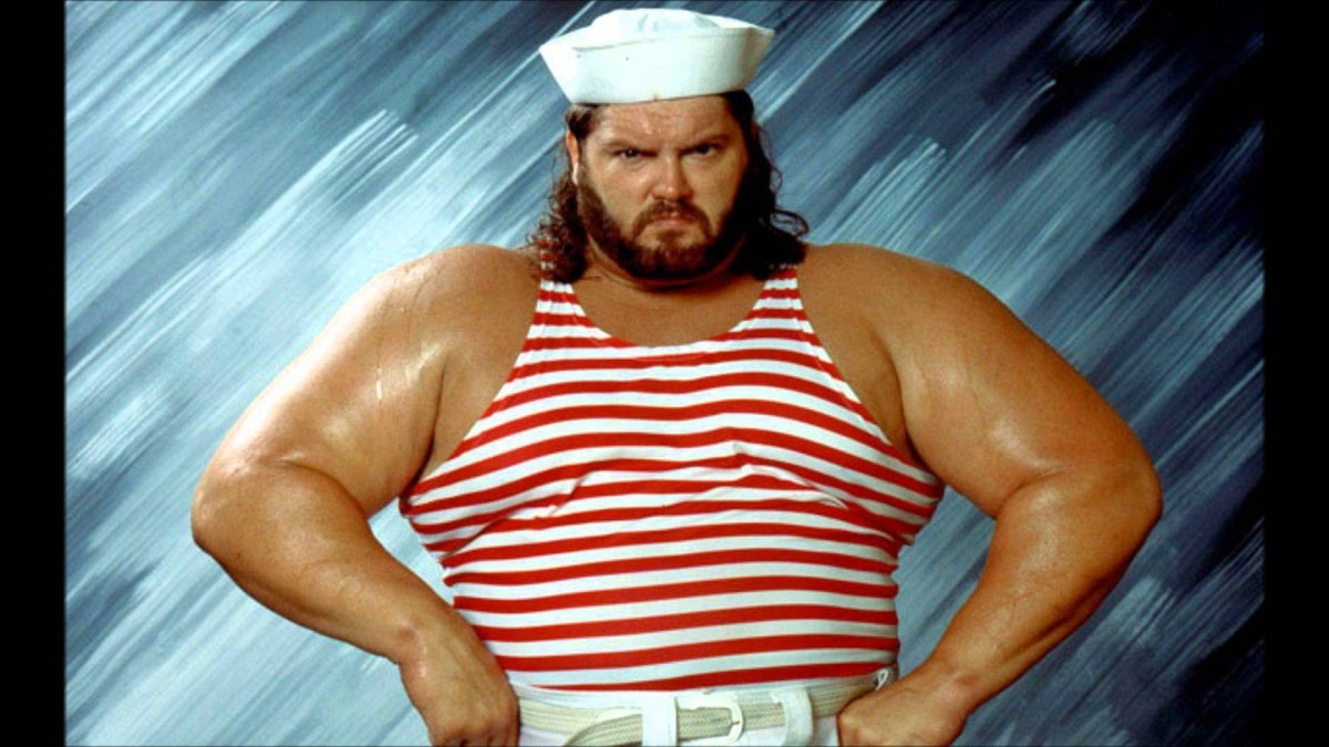 So, Tugboat was ALMOST in the Main Event of WrestleMania VII in 1991...