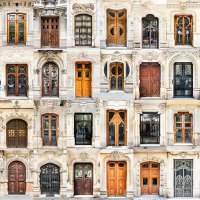 "André Vicente Gonçalves' ""Doors and Windows Around the World!"""