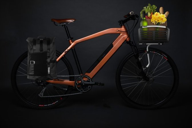 The Diavelo Zeitgeist is a stealthily-disguised Electric Bike; You Couldn't Tell From Looking at it…
