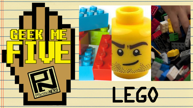 LEGO – Geek Me Five #8