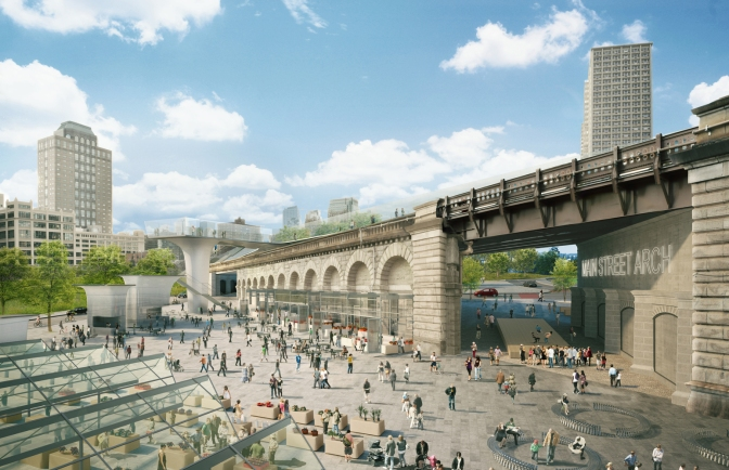 A 50 Acre Public Space Stretch in Brooklyn? It Could Happen…