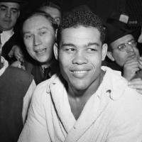 Here's some Video from Two Matches from Legendary Boxer Joe Louis' Pro Wrestling Career...