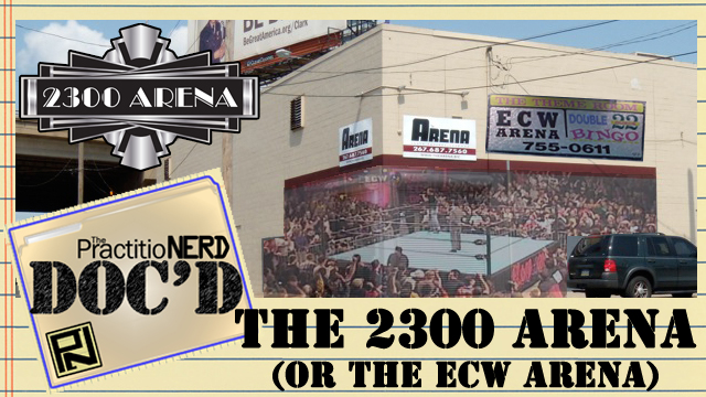 The 2300/ECW Arena – Doc'D #48