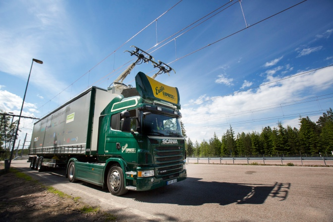 You'll Need to Head to Sweden to Ride the First Electric Highway…