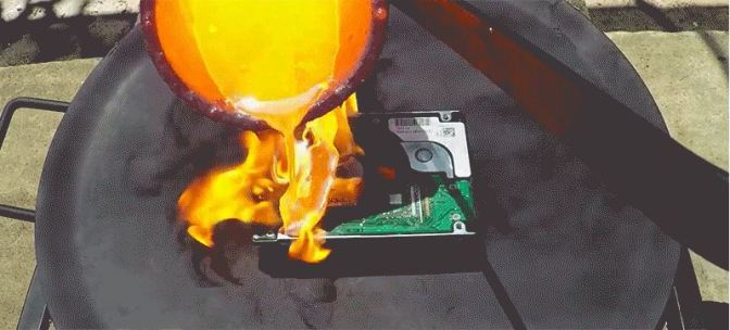 This is Probably The BEST WAY to Erase a Hard Drive…