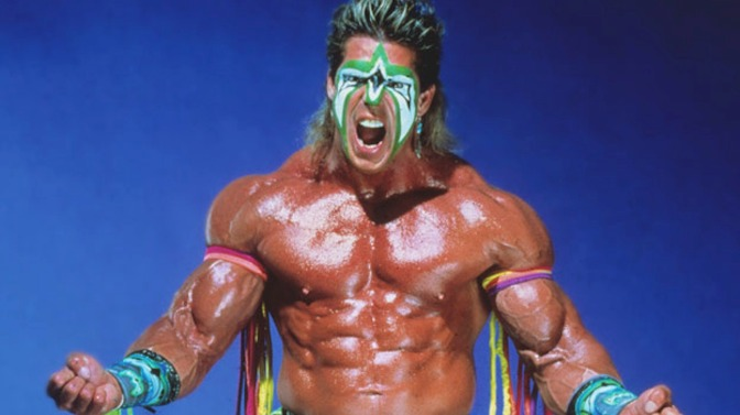 "Remembering the Ultimate Warrior Getting PWN'D by Undertaker and Jake ""The Snake"" Roberts…"