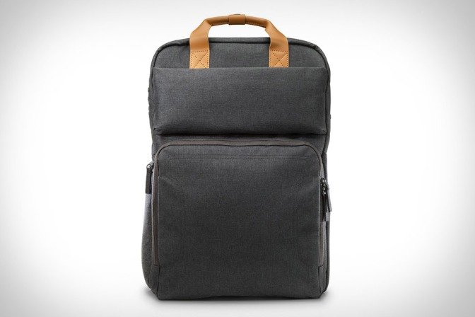Here's HP's Powerup Backpack, A Backpack That Can Recharge Your Laptop