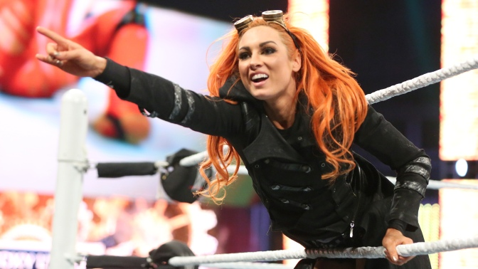 So, The Arizona Cardinals Use WWE Women's Champion Becky Lynch's Theme Song To Celebrate Scores…