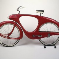 This Futuristic Bicycle from 1946 Looks Like It Was Designed This Week!