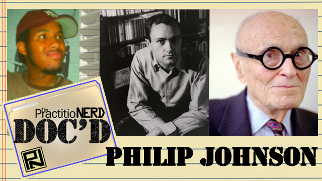 Philip Johnson – Doc'D #53