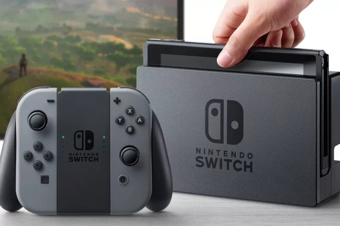 Watch the 'Nintendo Switch' Press Conference HERE!!