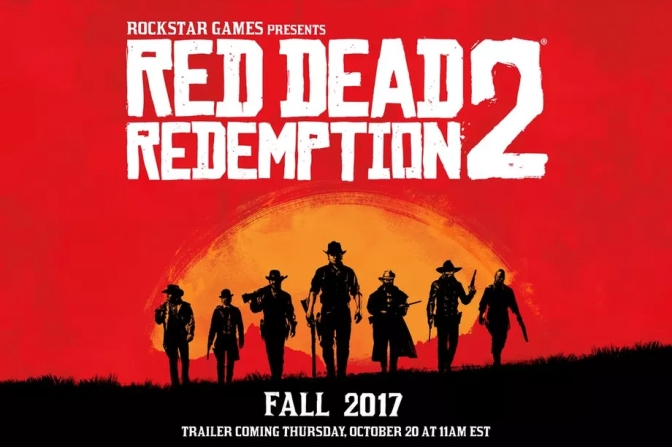 The First Trailer for 'Red Dead Redemption 2,' coming Fall 2017