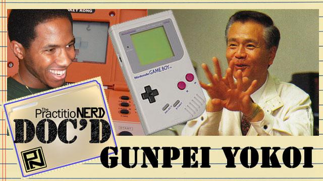 Gunpei Yokoi – Doc'D #55