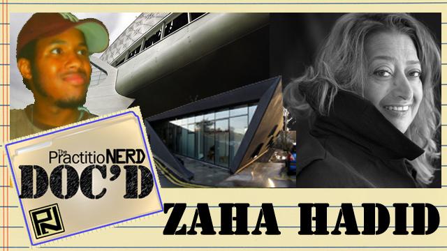 Zaha Hadid – Doc'D #57