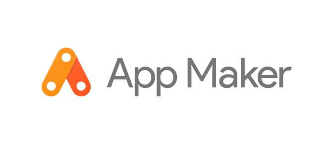 "Google Releases ""App Maker,"" a Simple, Drag-and-Drop Application Creator"