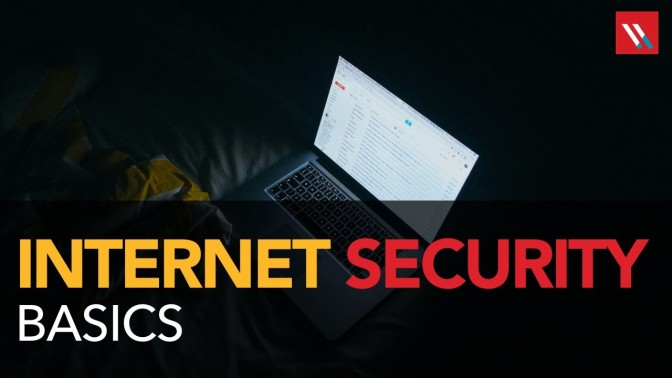 Finally, Here's an Internet Security Basics Course for the Whole Family; Just in Time for the Holidays!