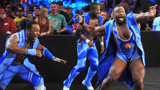 The New Day Are Writing A Book About Themselves so we can all FEEL THE POWER!