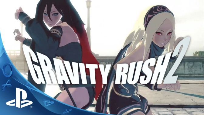 Watch the entire 'Gravity Rush: The Overture Animation' Anime for FREE!