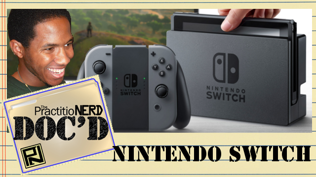 Nintendo Switch – Doc'D #59