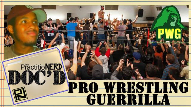 Pro Wrestling Guerrilla – Doc'D #60
